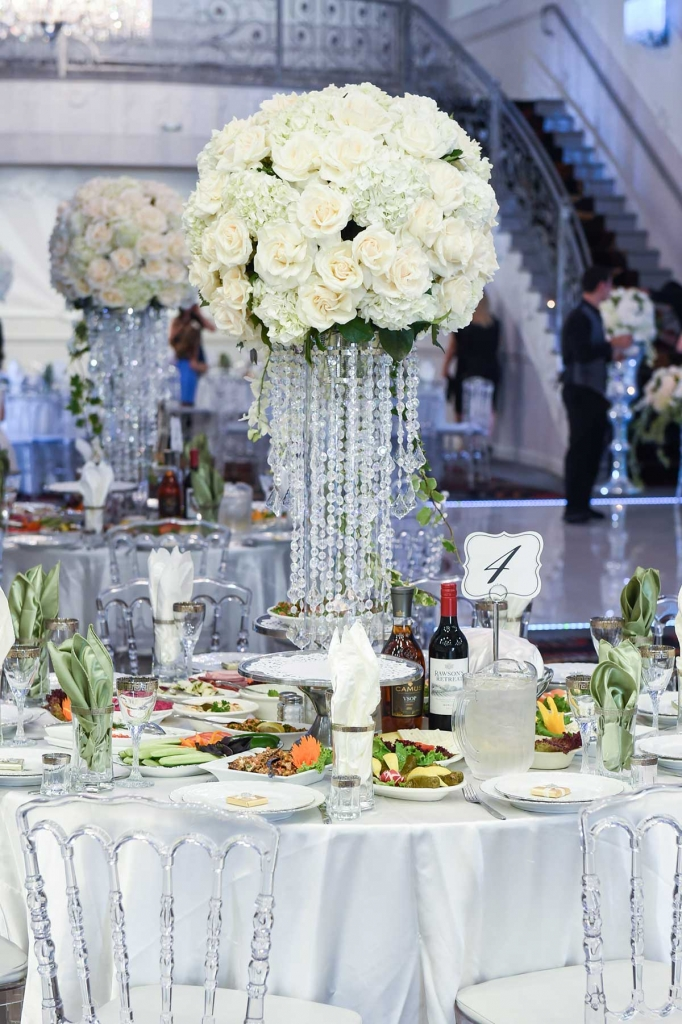 Vatican banquet hall in los angeles event wedding venue table setting at venue junglespirit Image collections
