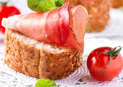 hor d'oeuvres Cuisine appetizer finger food