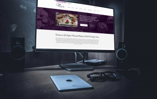 Vatican Banquet Hall's New Website