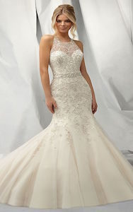 mermaid - wedding dress styles