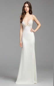 sheath - wedding dress styles