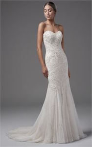 strapless - wedding dress styles