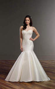 trumpet - wedding dress styles