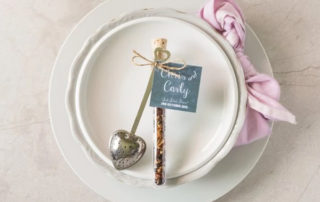 Best Wedding Shower Favors - Loose Leaf Tea With Infuser