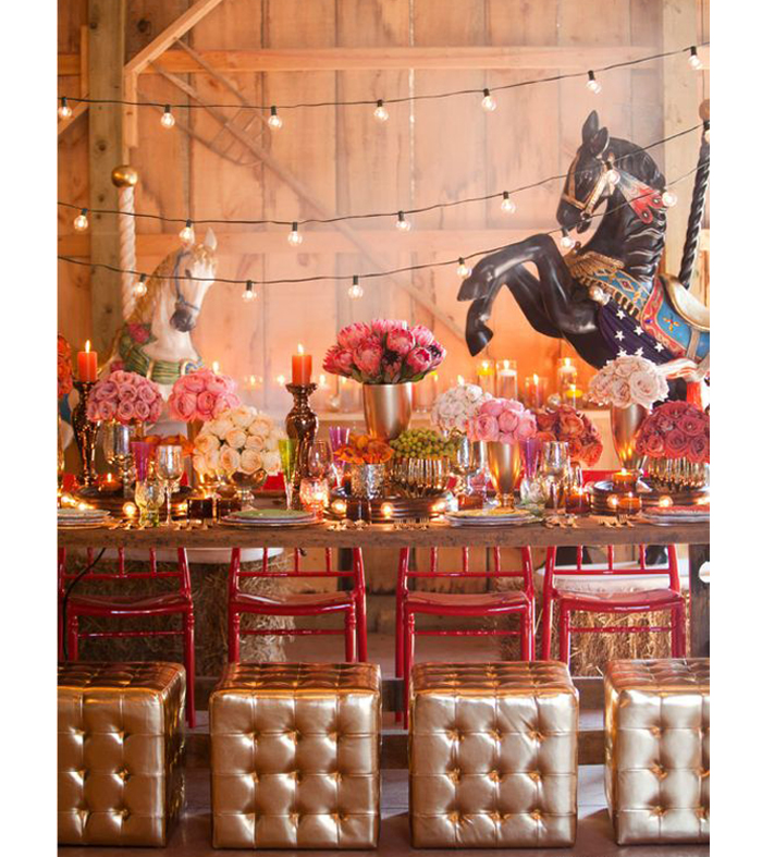 Quinceanera Themes - Carnival
