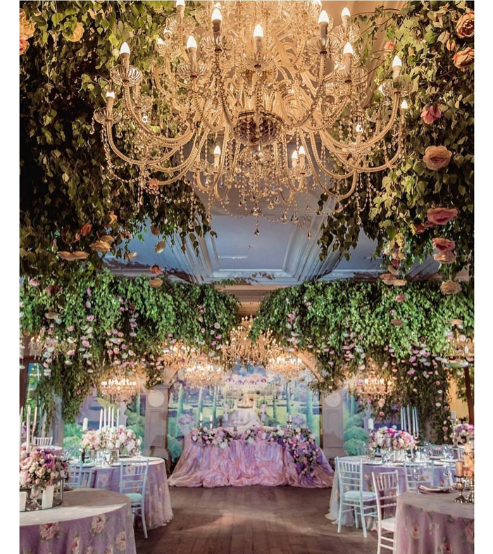 Quinceanera Themes - Enchanted Forest