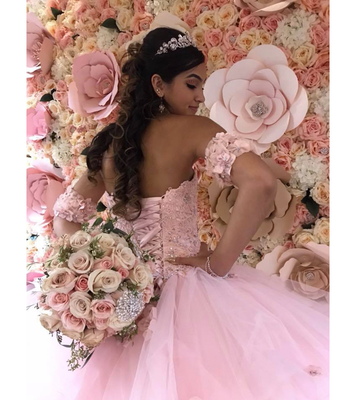 Quinceanera Themes - Flowers