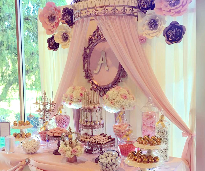 Quinceanera Themes - Royalty