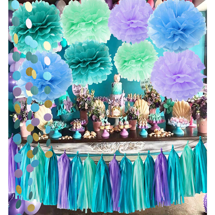 Quinceanera Themes - Under The Sea Decorations