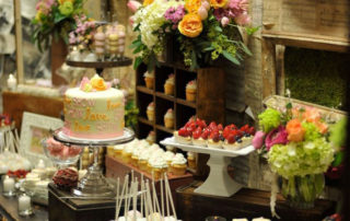 Wedding Dessert Table Header